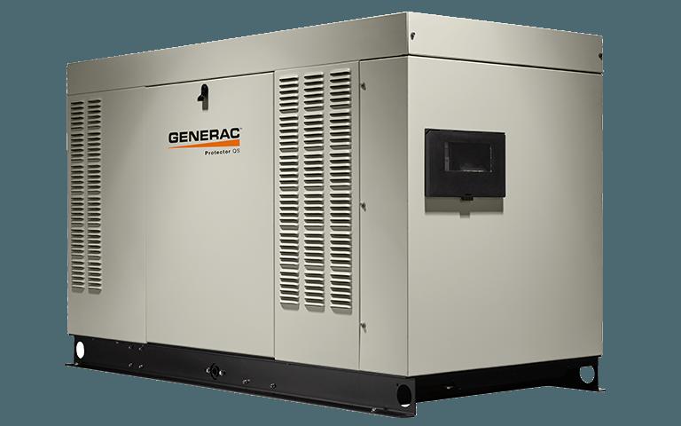 48kw generac protector generator