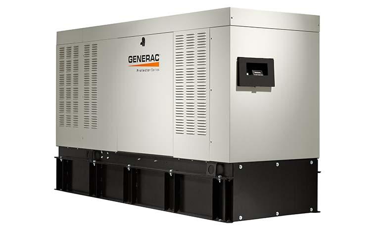 50kw generac protector generator